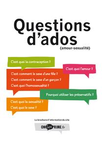Questions d'Ados