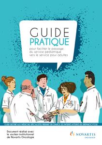 Guide Pratique pour Faciliter le Passage du Service Pédiatrique vers le Service pour Adultes