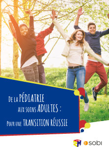 Livret « Pour une transition réussie »